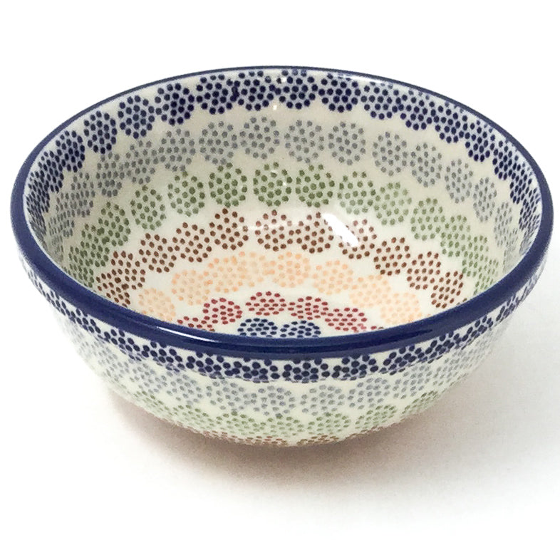Dessert Bowl 12 oz in Modern Dots