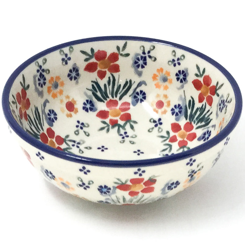 Dessert Bowl 12 oz in Delicate Flowers
