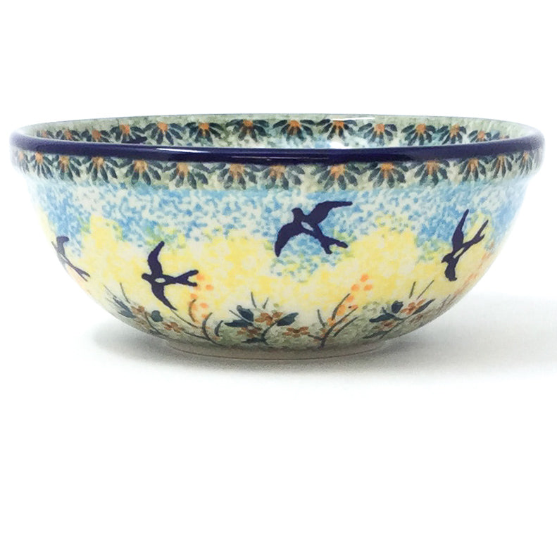 Dessert Bowl 12 oz in Birds