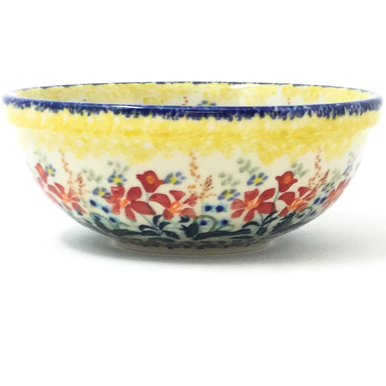 Dessert Bowl 16 oz in Country Summer