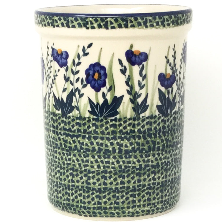 Utensil Holder 2 qt in Wild Blue