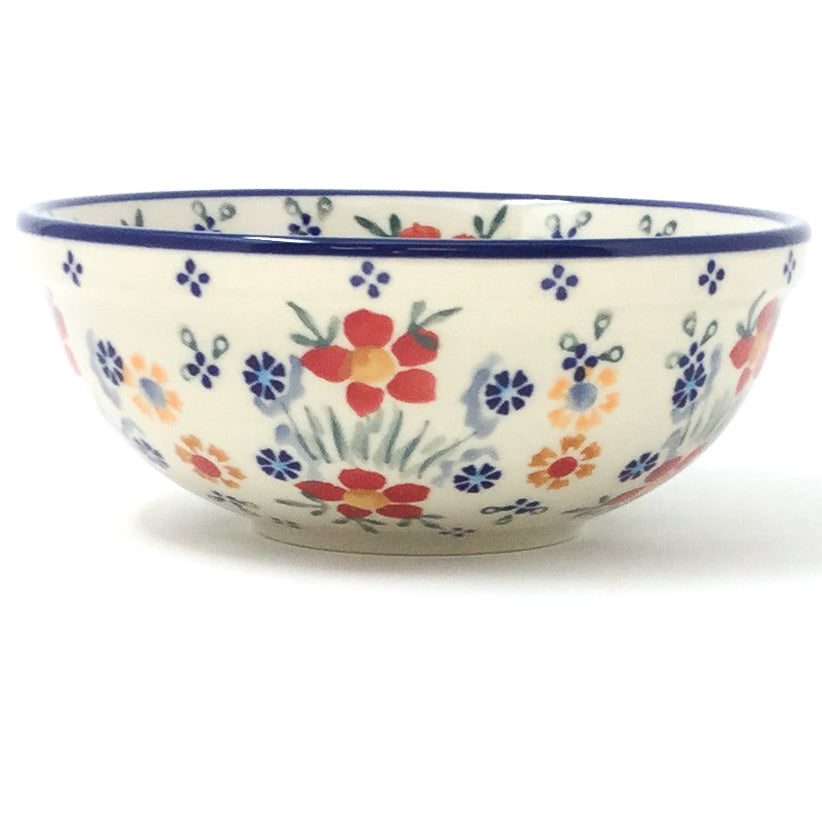 Dessert Bowl 16 oz in Delicate Flowers