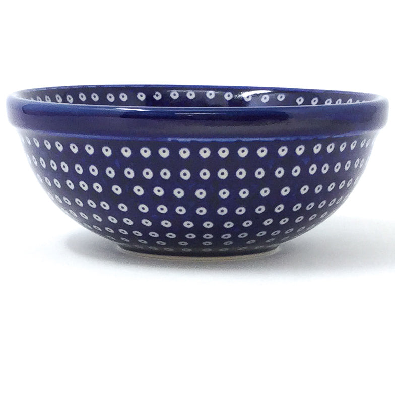 Dessert Bowl 16 oz in Blue Elegance