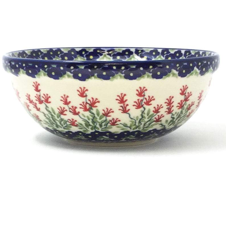 Dessert Bowl 16 oz in Field of Flowers