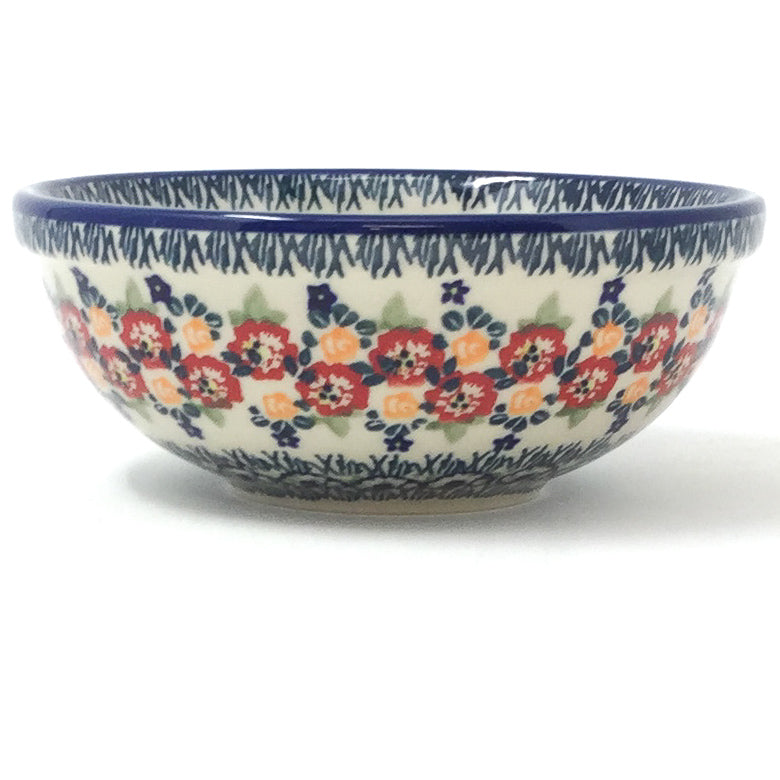 Dessert Bowl 12 oz in Wild Roses
