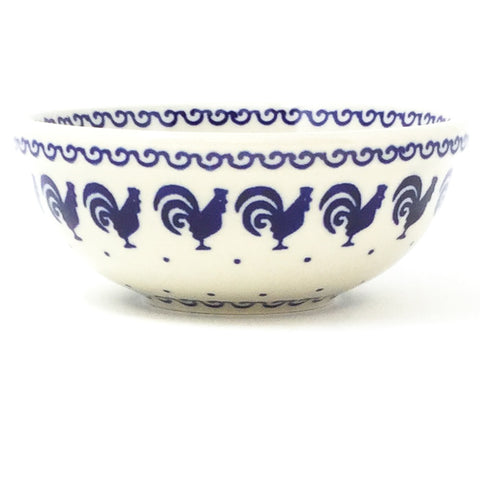Dessert Bowl 16 oz in Blue Roosters