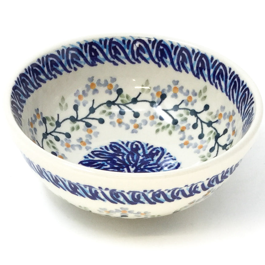 Dessert Bowl 12 oz in Blue Meadow