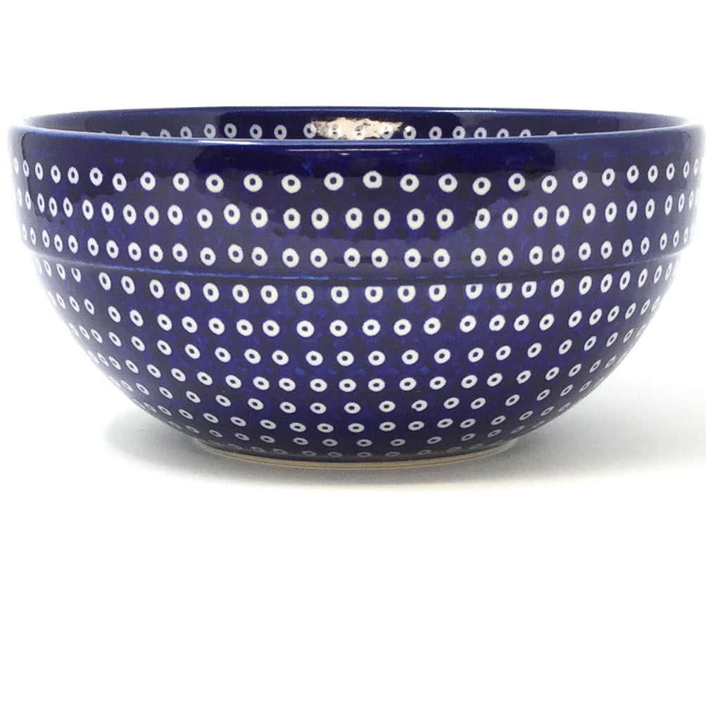 Soup Bowl 24 oz in Blue Elegance