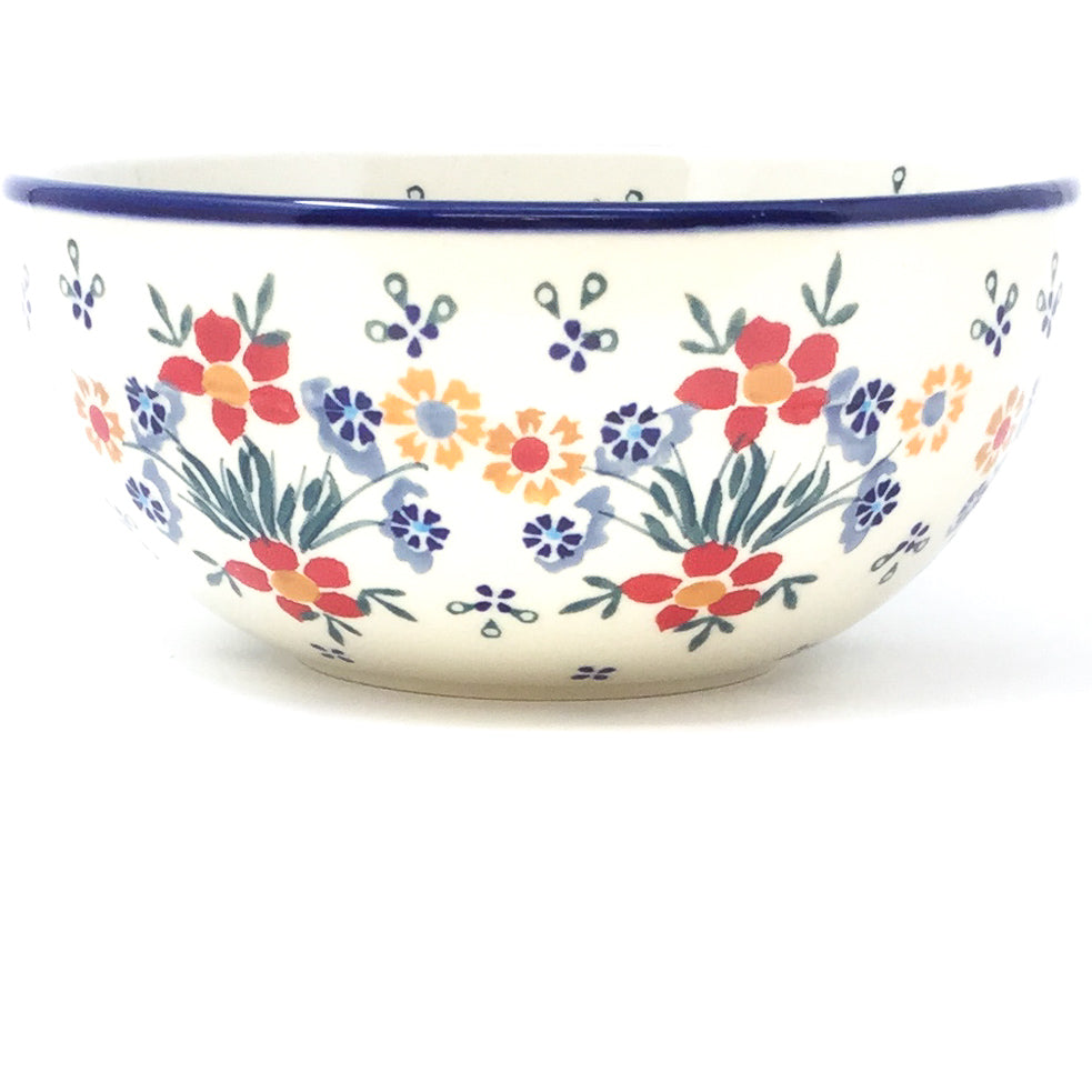 Soup Bowl 24 oz in Delicate Flowers