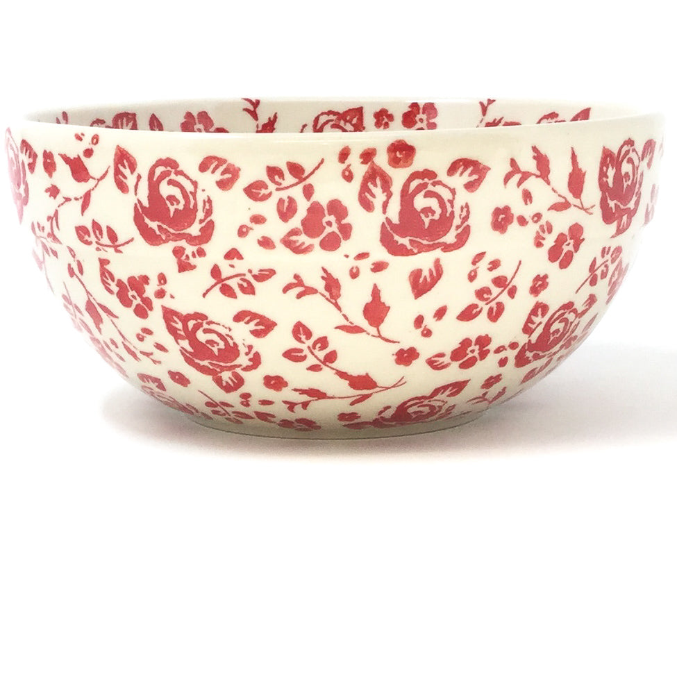 Soup Bowl 24 oz in Antique Red