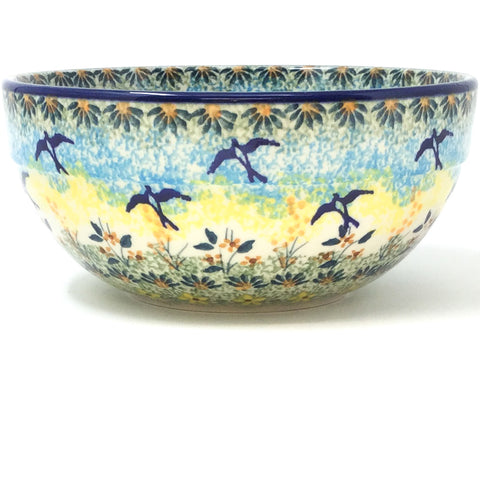 Soup Bowl 24 oz in Birds
