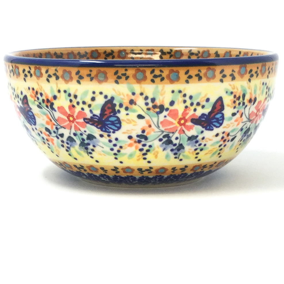 Soup Bowl 24 oz in Butterfly Meadow