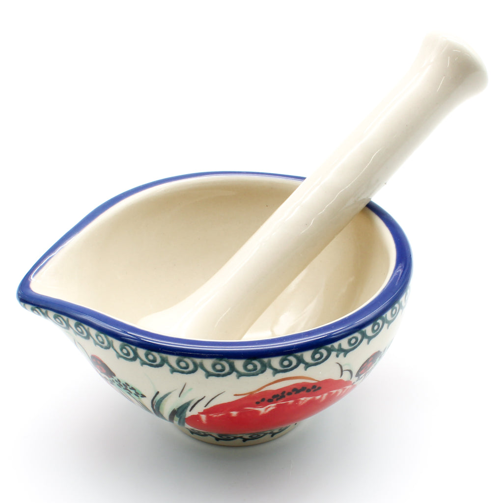 Soup Bowl 24 oz in White Daisy