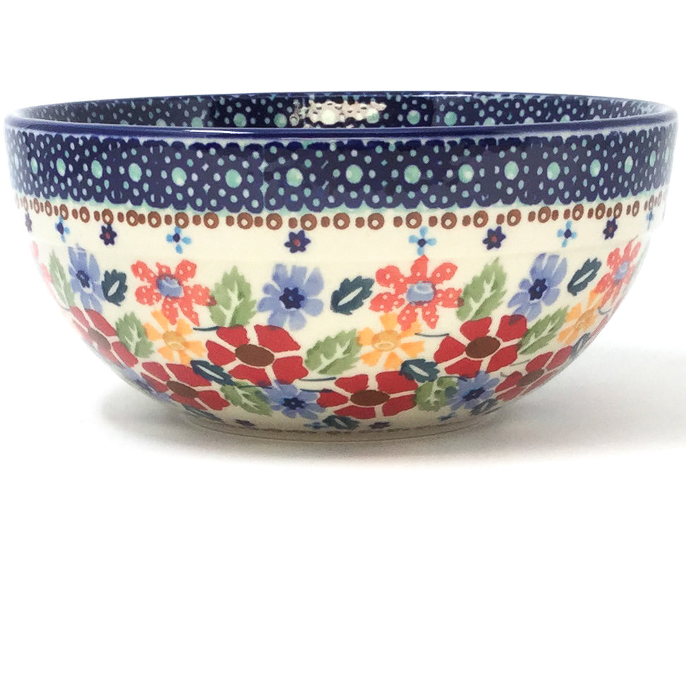 Soup Bowl 24 oz in Wild Flowers