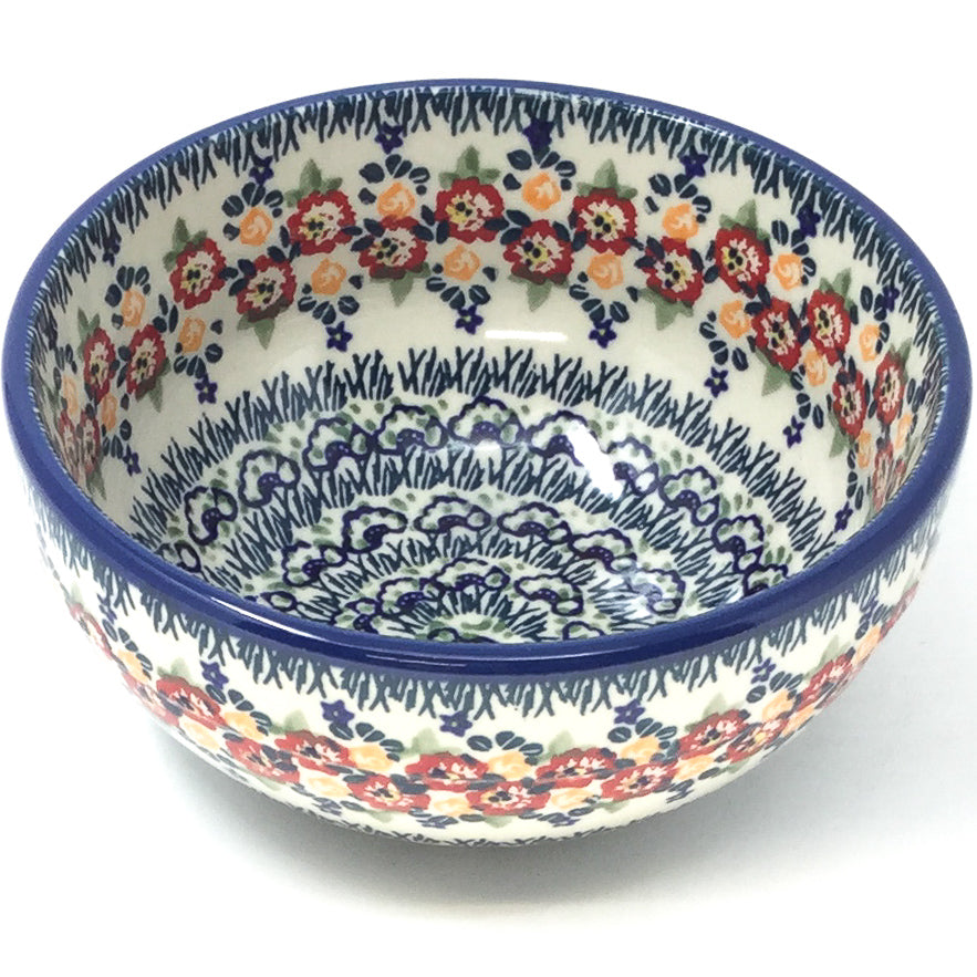 Soup Bowl 24 oz in Wild Roses