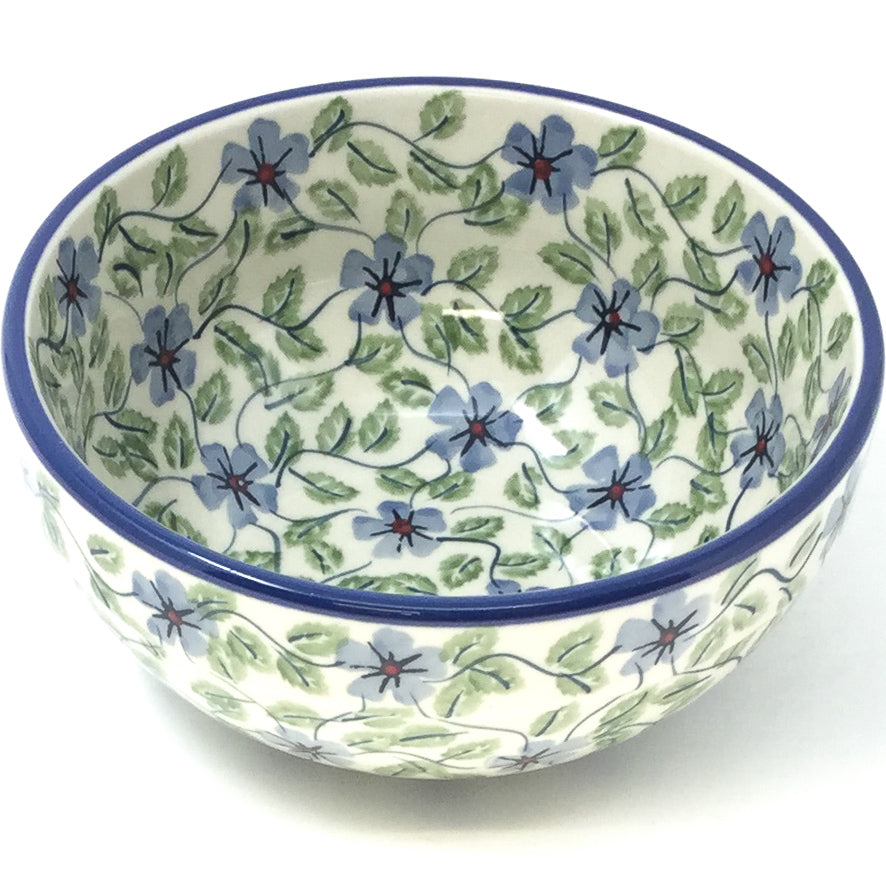 Soup Bowl 24 oz in Blue Clematis
