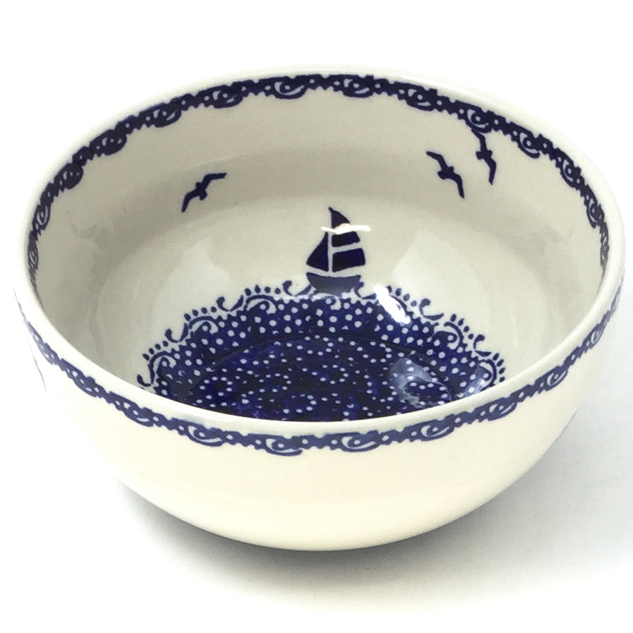Soup Bowl 24 oz in Sailboat