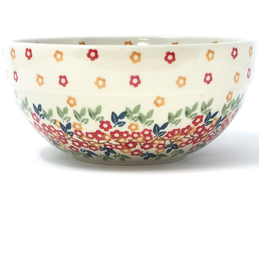 Soup Bowl 24 oz in Tiny Flowers