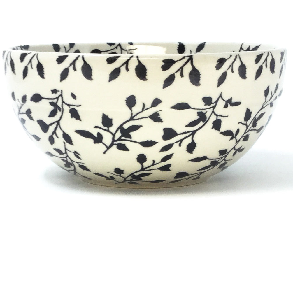 Soup Bowl 24 oz in Simply Black