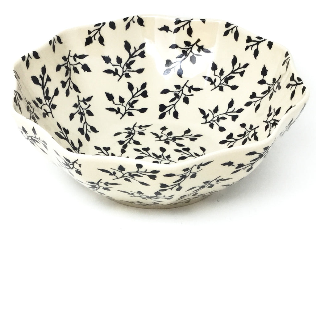 Md New Kitchen Bowl in Simply Black