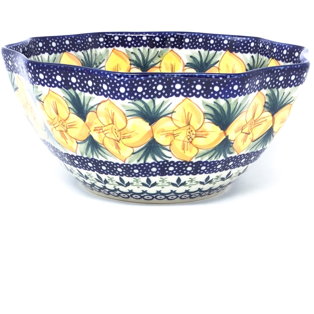 Sm New Kitchen Bowl in Daffodils