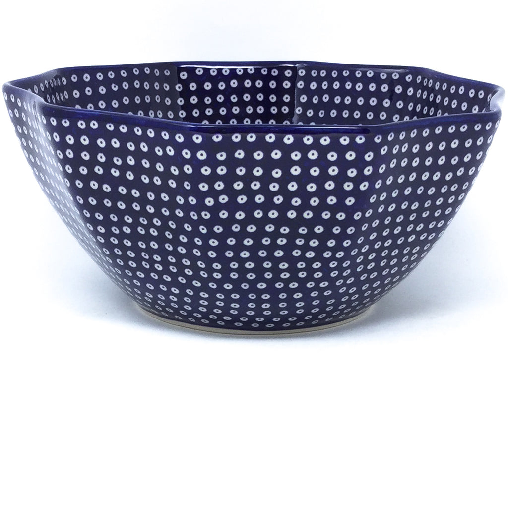Sm New Kitchen Bowl in Blue Elegance