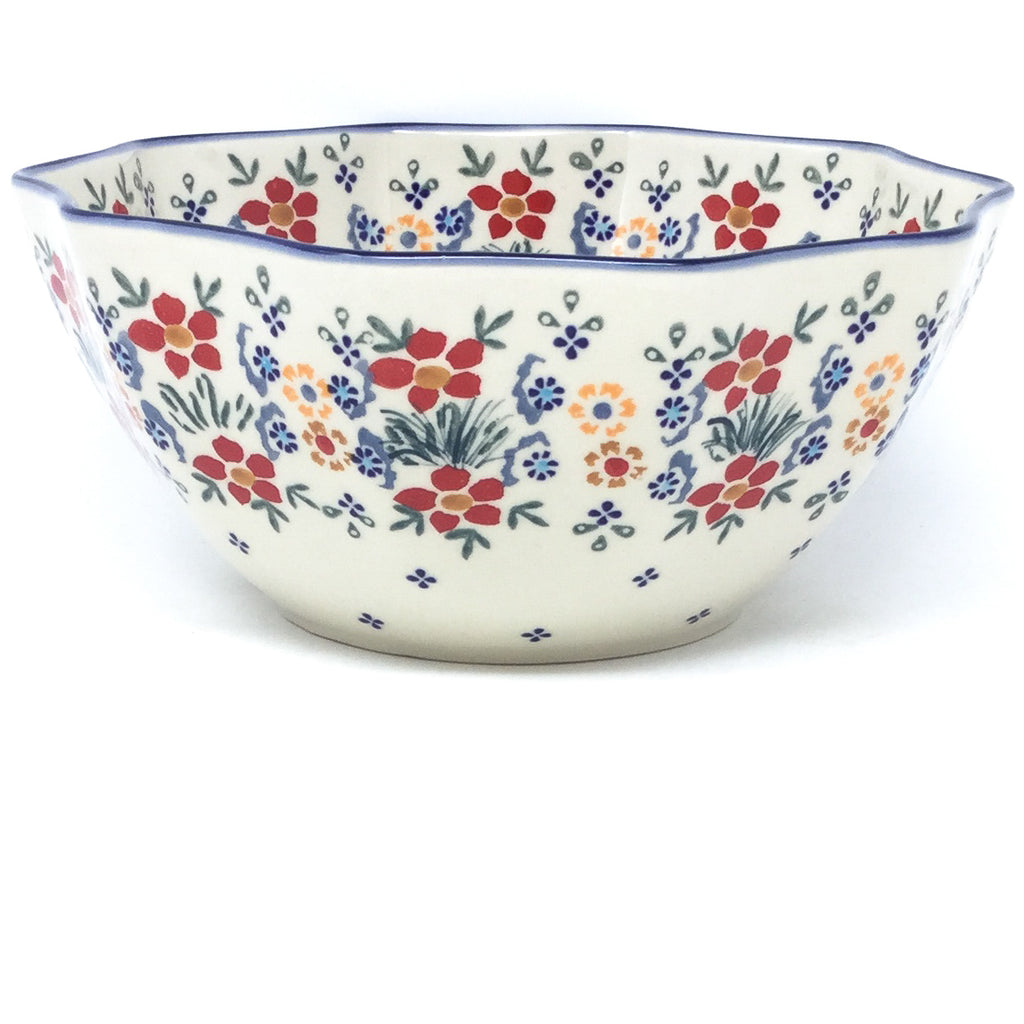 Sm New Kitchen Bowl in Delicate Flowers