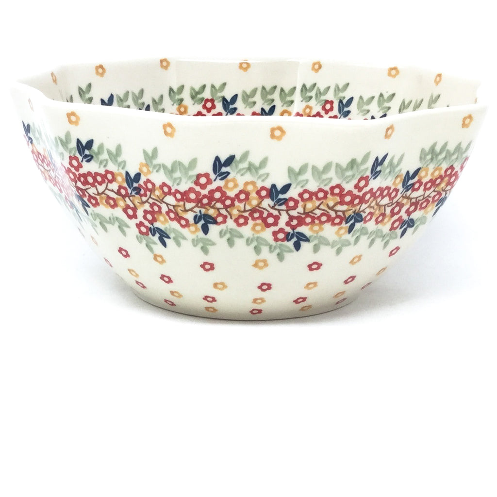 Sm New Kitchen Bowl in Tiny Flowers