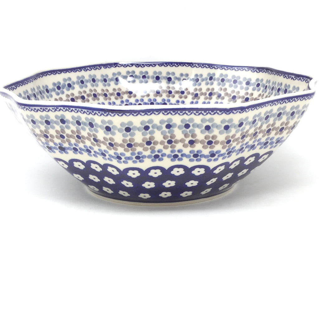 Md New Kitchen Bowl in Simple Daisy