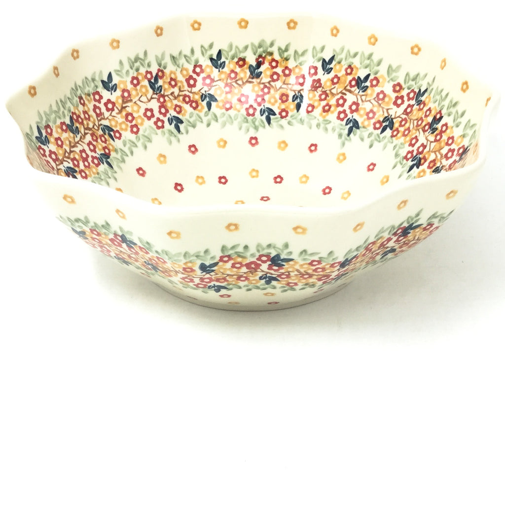 Md New Kitchen Bowl in Tiny Flowers