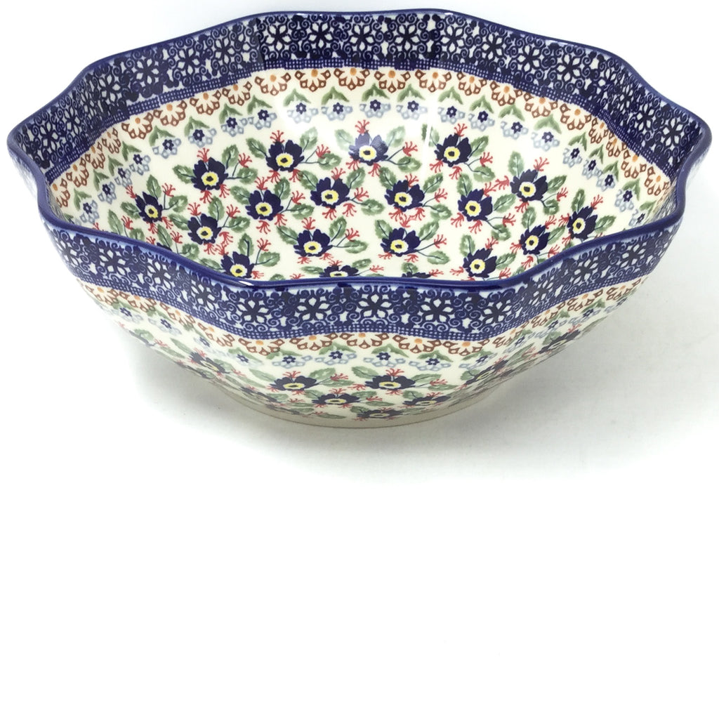 Md New Kitchen Bowl in Forget-Me-Not