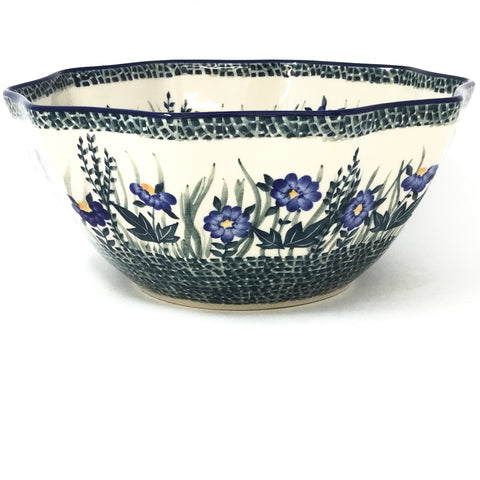 Sm New Kitchen Bowl in Wild Blue
