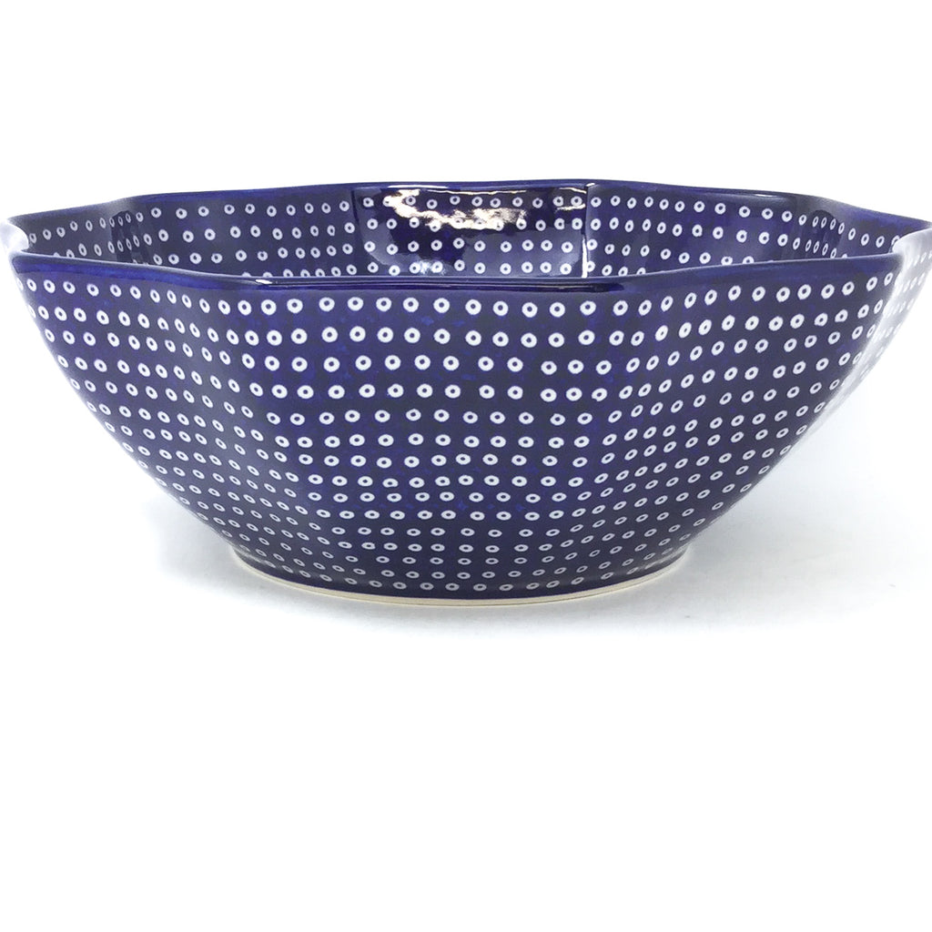 Md New Kitchen Bowl in Blue Elegance