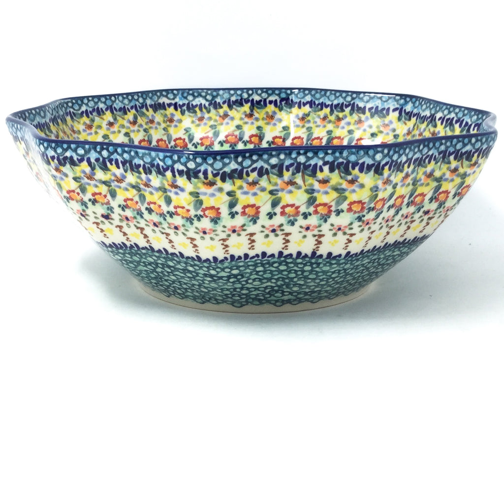 Md New Kitchen Bowl in Country Fall