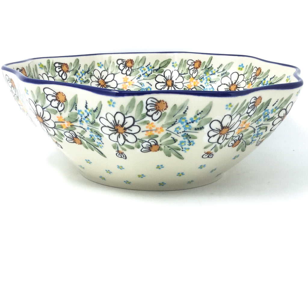 Md New Kitchen Bowl in Spectacular Daisy