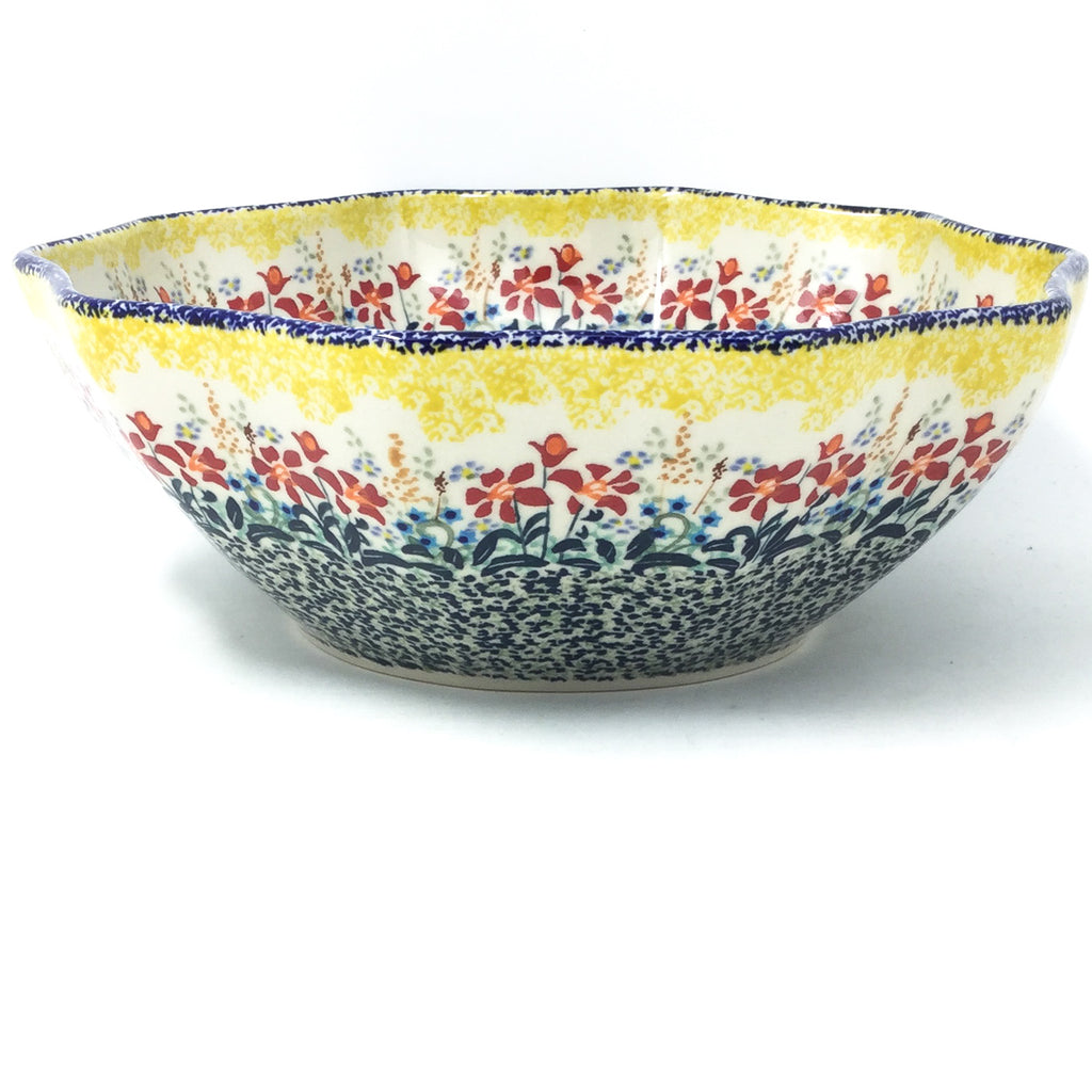 Md New Kitchen Bowl in Country Summer