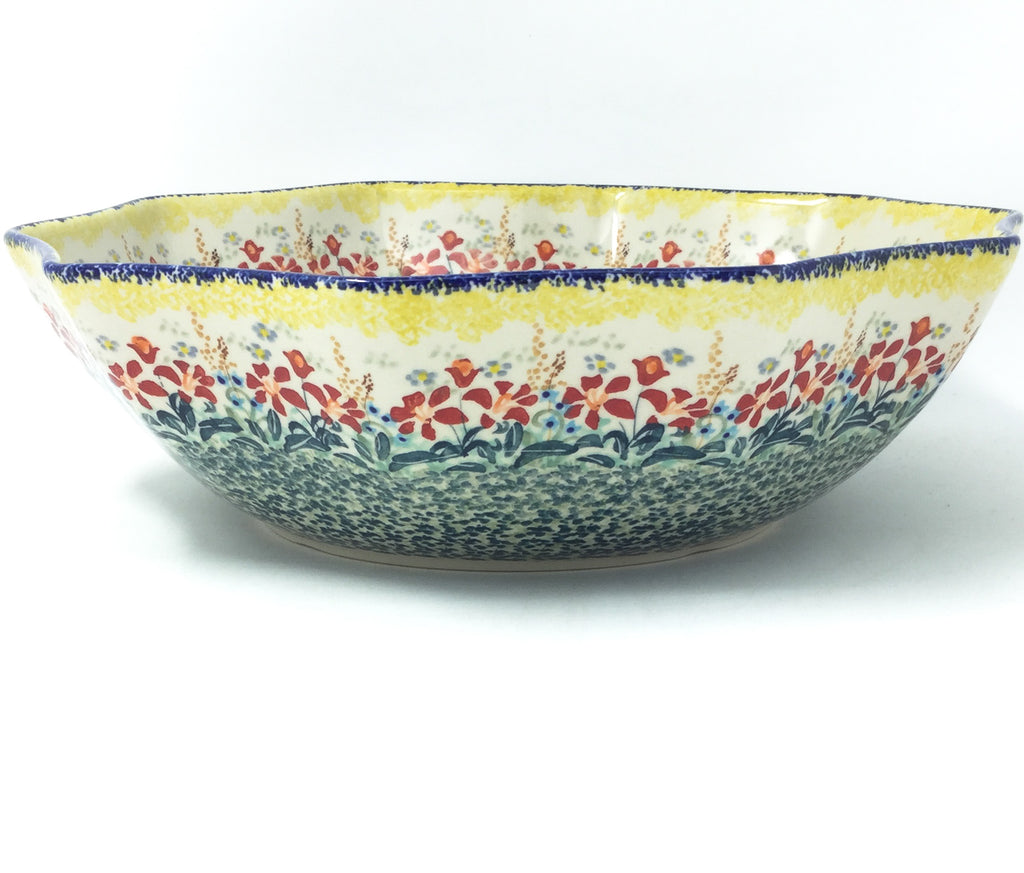 Lg New Kitchen Bowl in Country Summer
