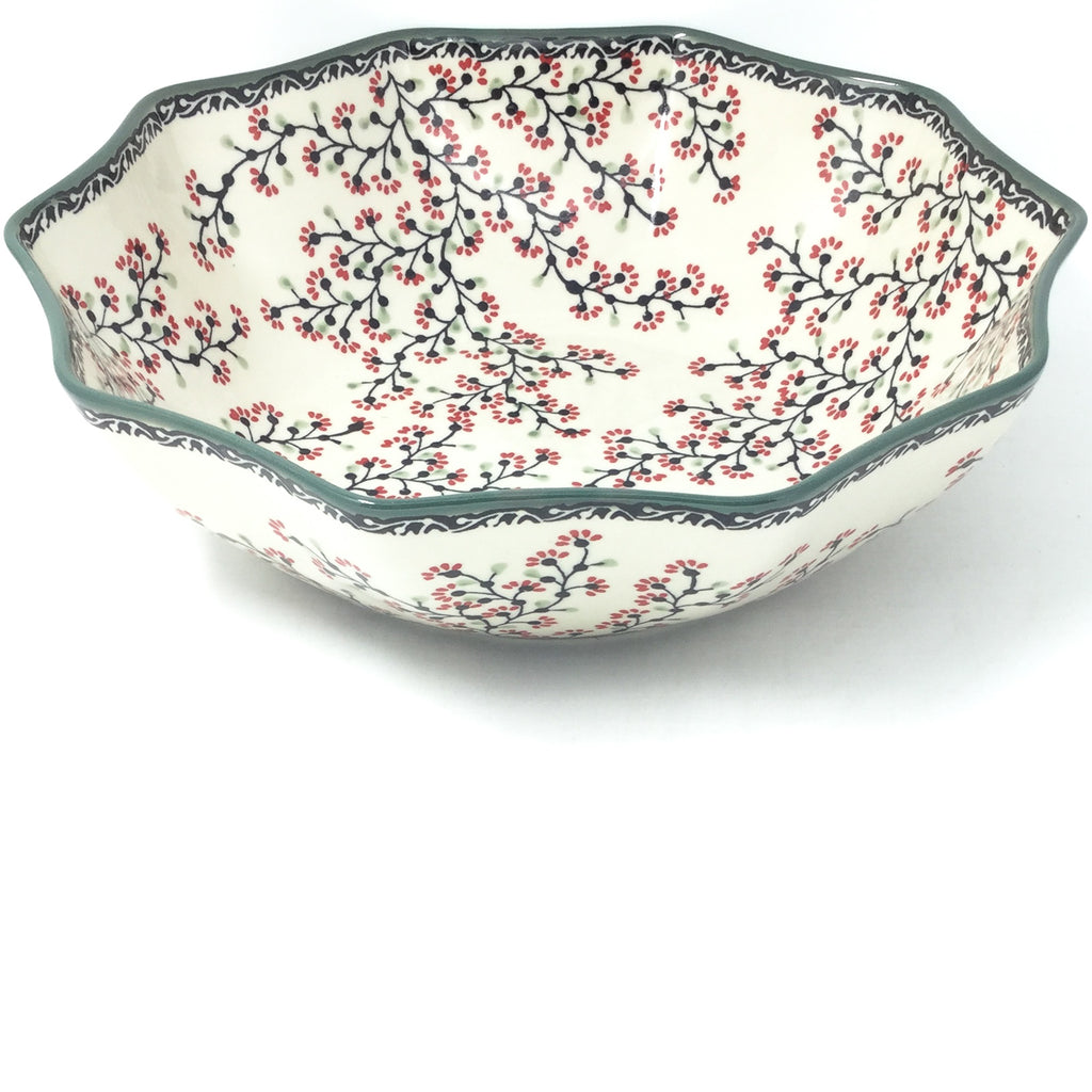 Lg New Kitchen Bowl in Japanese Cherry