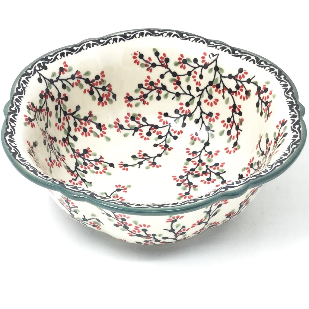 Sm Retro Bowl in Japanese Cherry