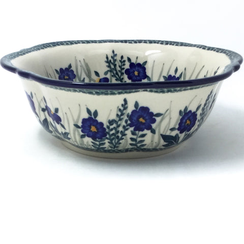 Sm Retro Bowl in Wild Blue