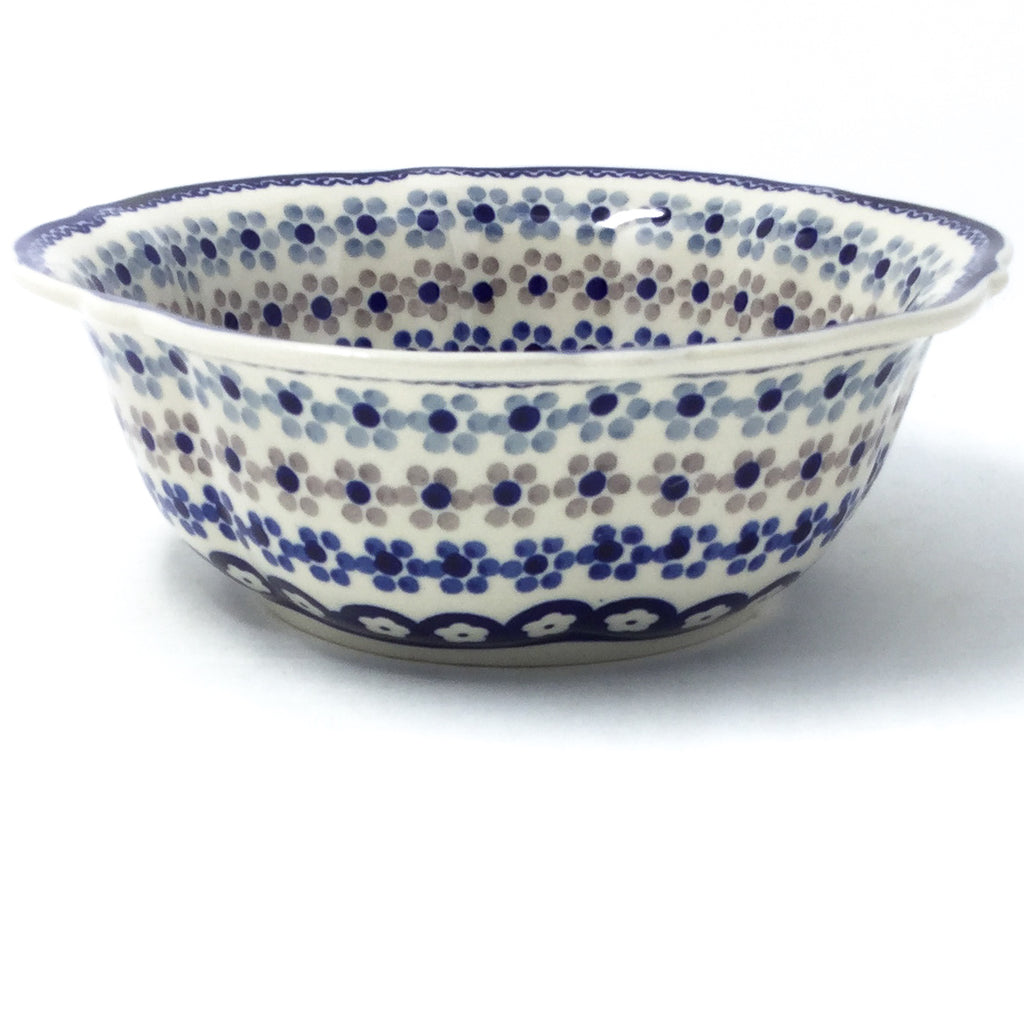 Sm Retro Bowl in Simple Daisy