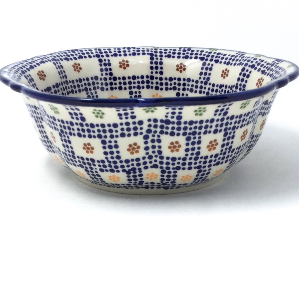 Sm Retro Bowl in Modern Checkers