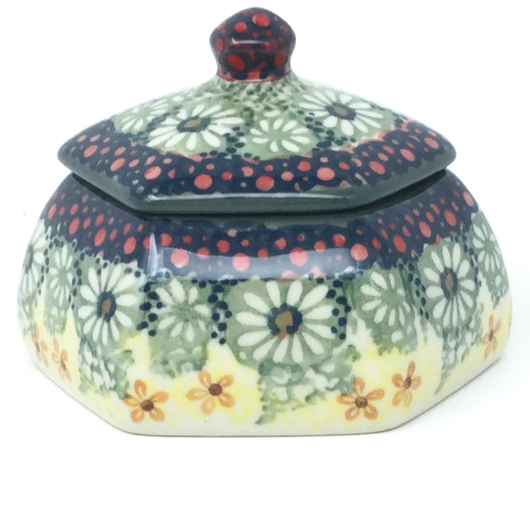 Trinket Box 4 oz in Cottage Decor