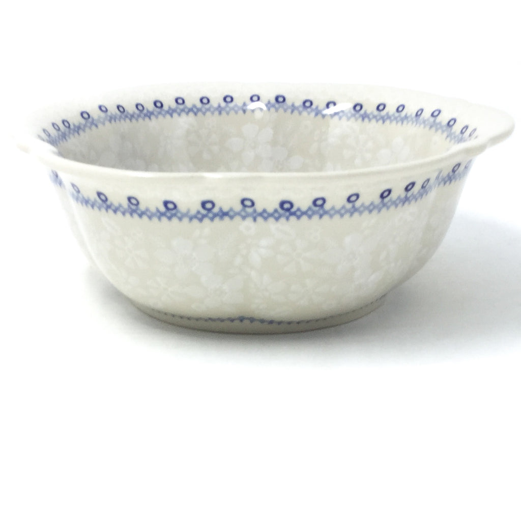 Sm Retro Bowl in Delicate Blue