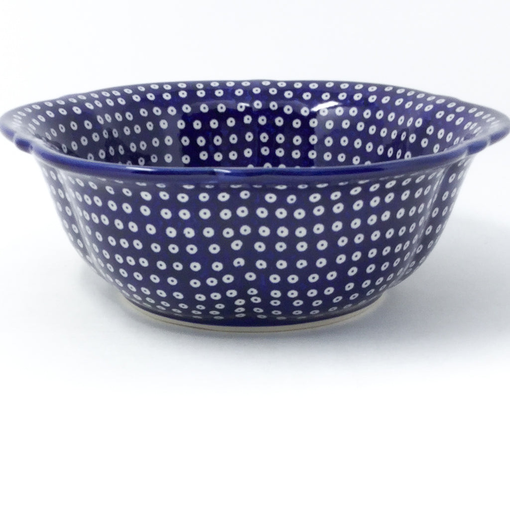 Sm Retro Bowl in Blue Elegance