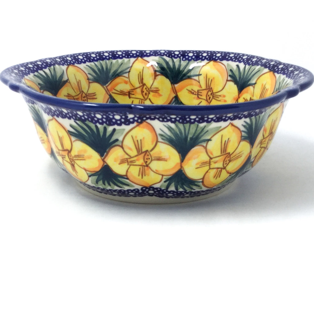 Sm Retro Bowl in Daffodils