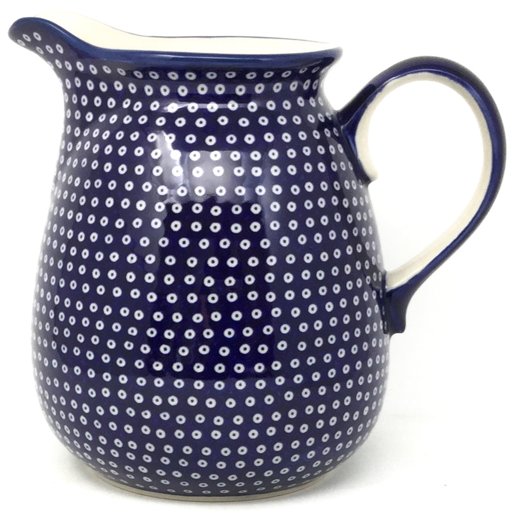 Pitcher 2 qt in Blue Elegance