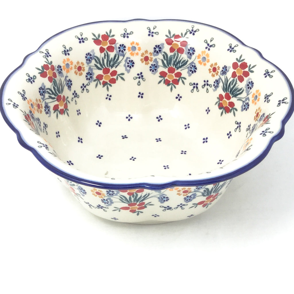 Md Retro Bowl in Delicate Flowers