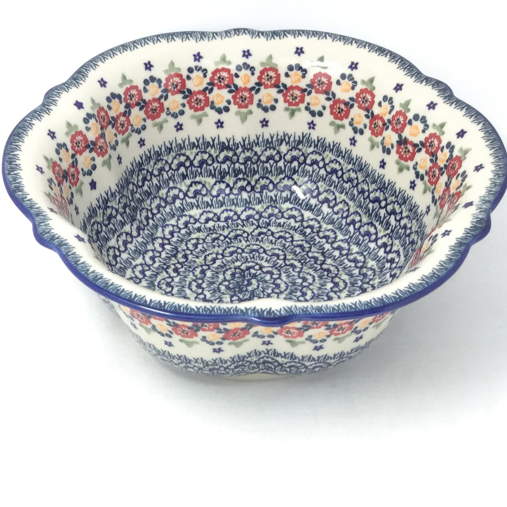Md Retro Bowl in Wild Roses