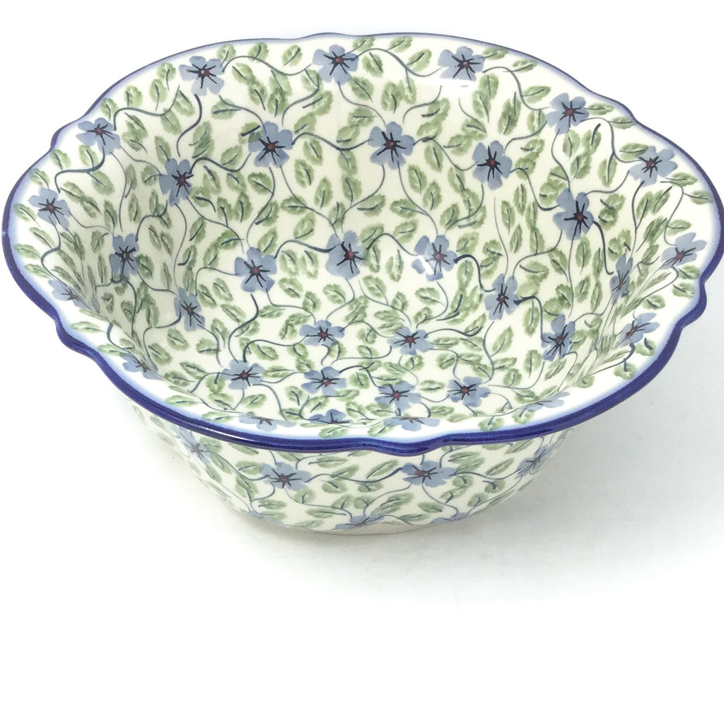 Md Retro Bowl in Blue Clematis